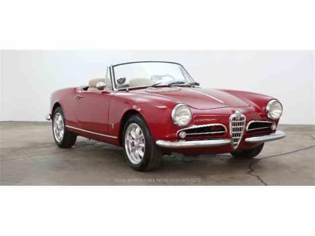 Picture of '60 Giulietta Spider - NOXS