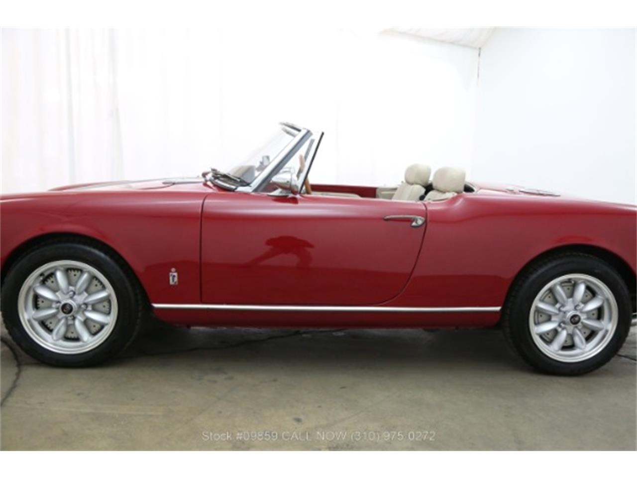 1960 Alfa Romeo Giulietta Spider For Sale Cc 1105408 Rota Wheel Large Picture Of 60 Noxs