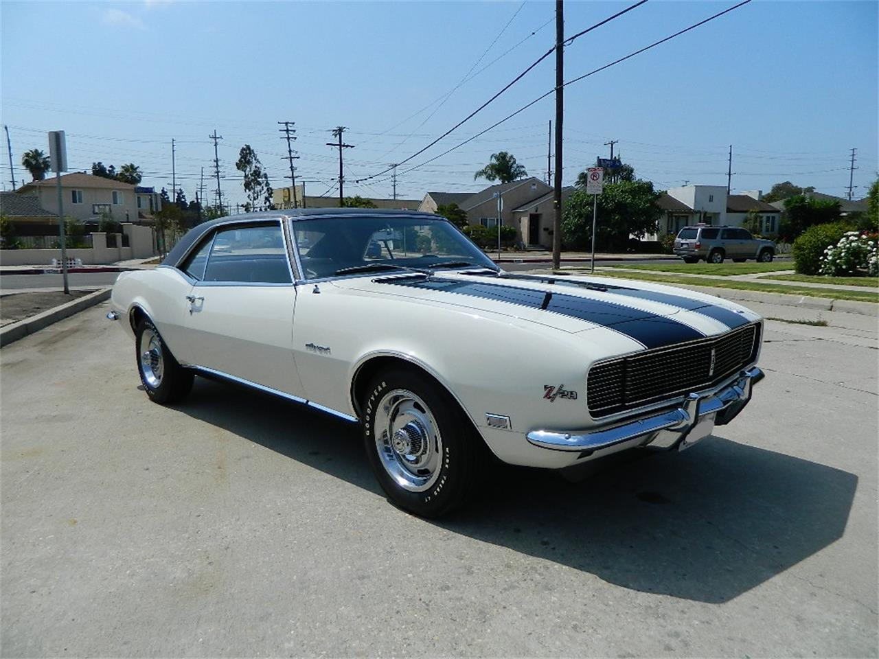 Large Picture of '68 Camaro RS Z28 located in California - $89,000.00 - NOYI