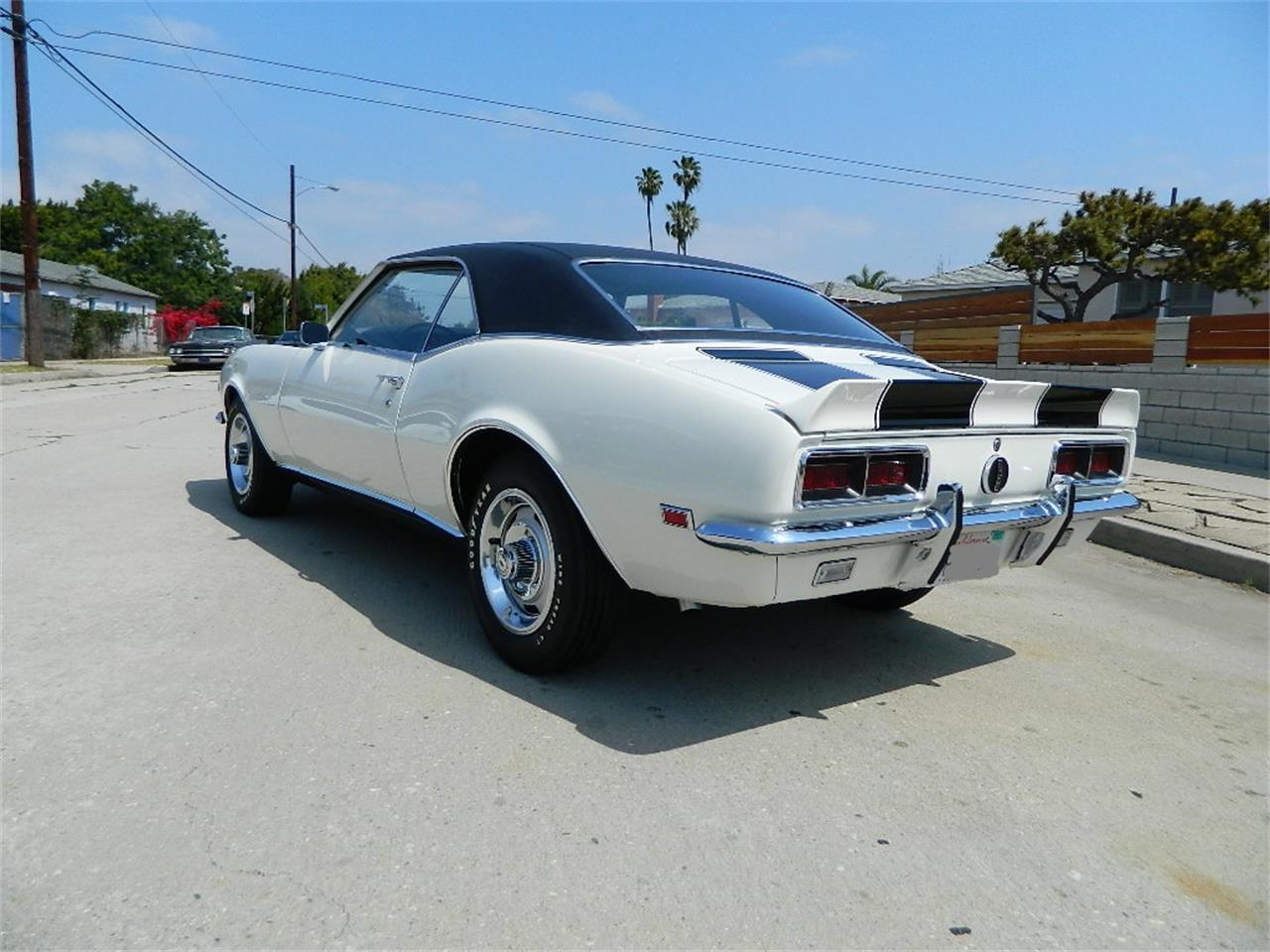 Large Picture of '68 Camaro RS Z28 located in California - NOYI