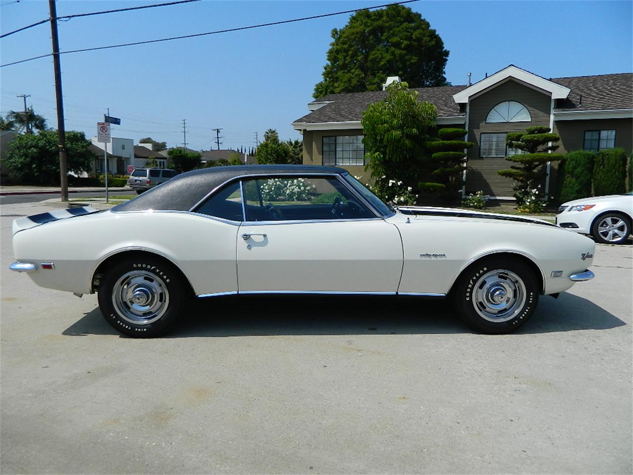 1968 Chevrolet Camaro Rs Z28 For Sale Classiccars Com