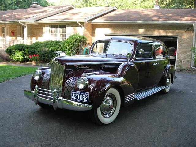 Picture of 1941 Packard 160 located in Maryland - NOYK