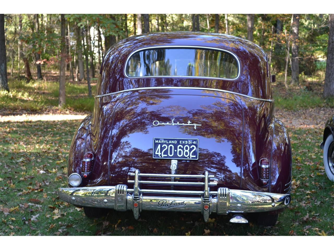 Large Picture of 1941 Packard 160 - $39,500.00 Offered by a Private Seller - NOYK
