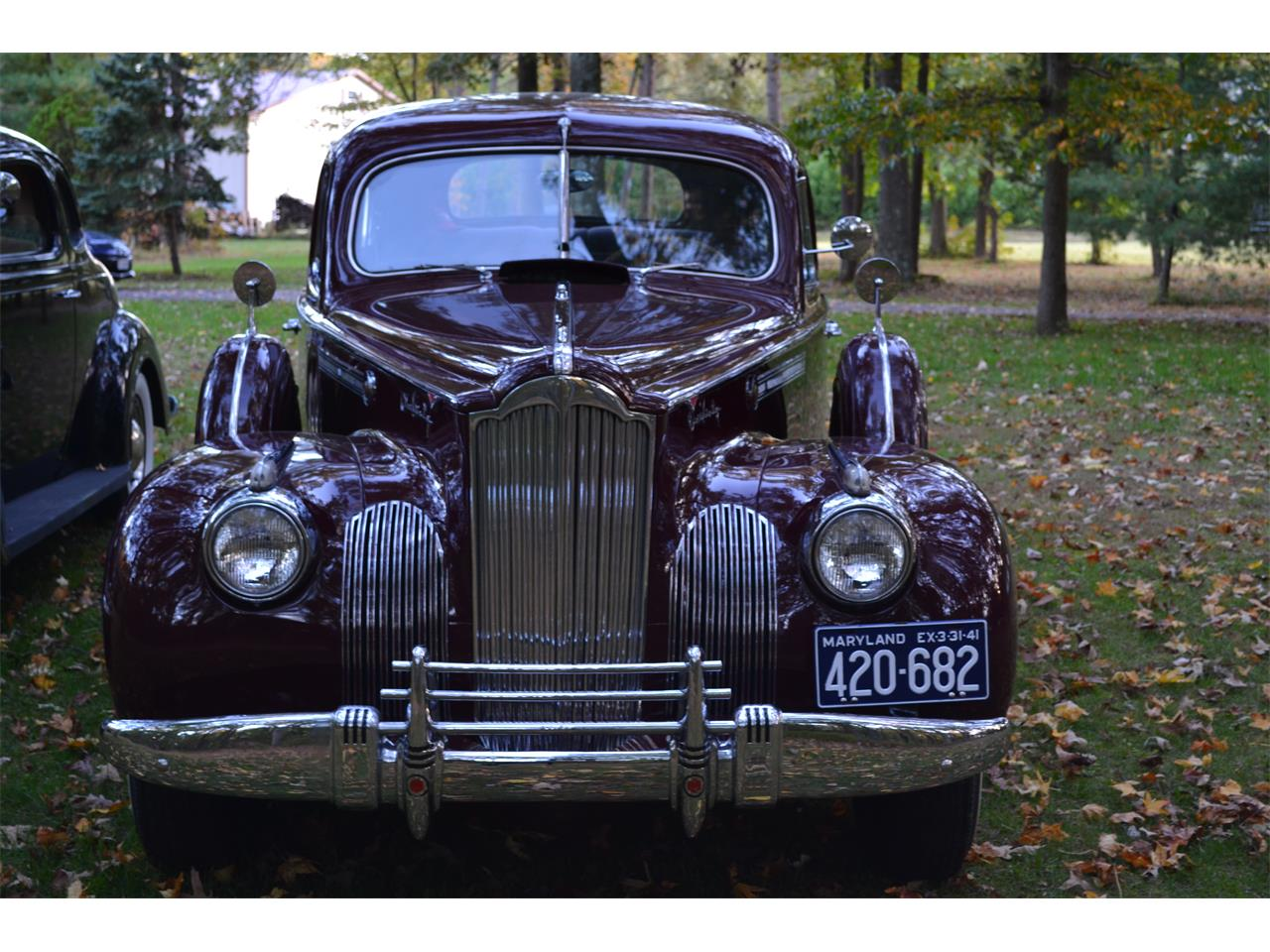 Large Picture of Classic '41 Packard 160 located in Severn Maryland - NOYK