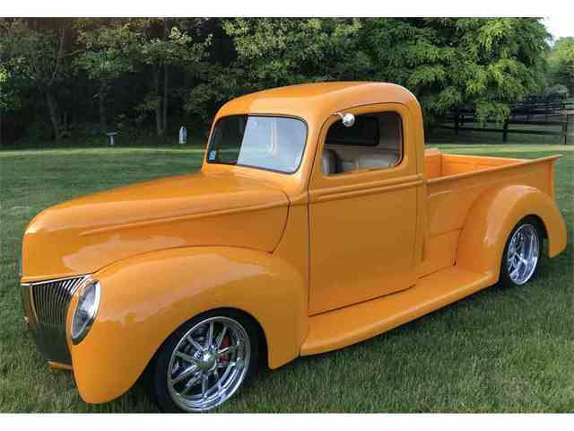 Picture of '40 Pickup - NOYN