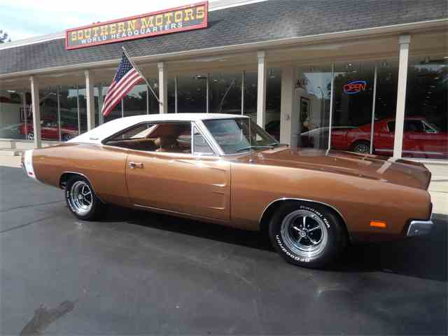 Picture of '69 Charger R/T - NOYW