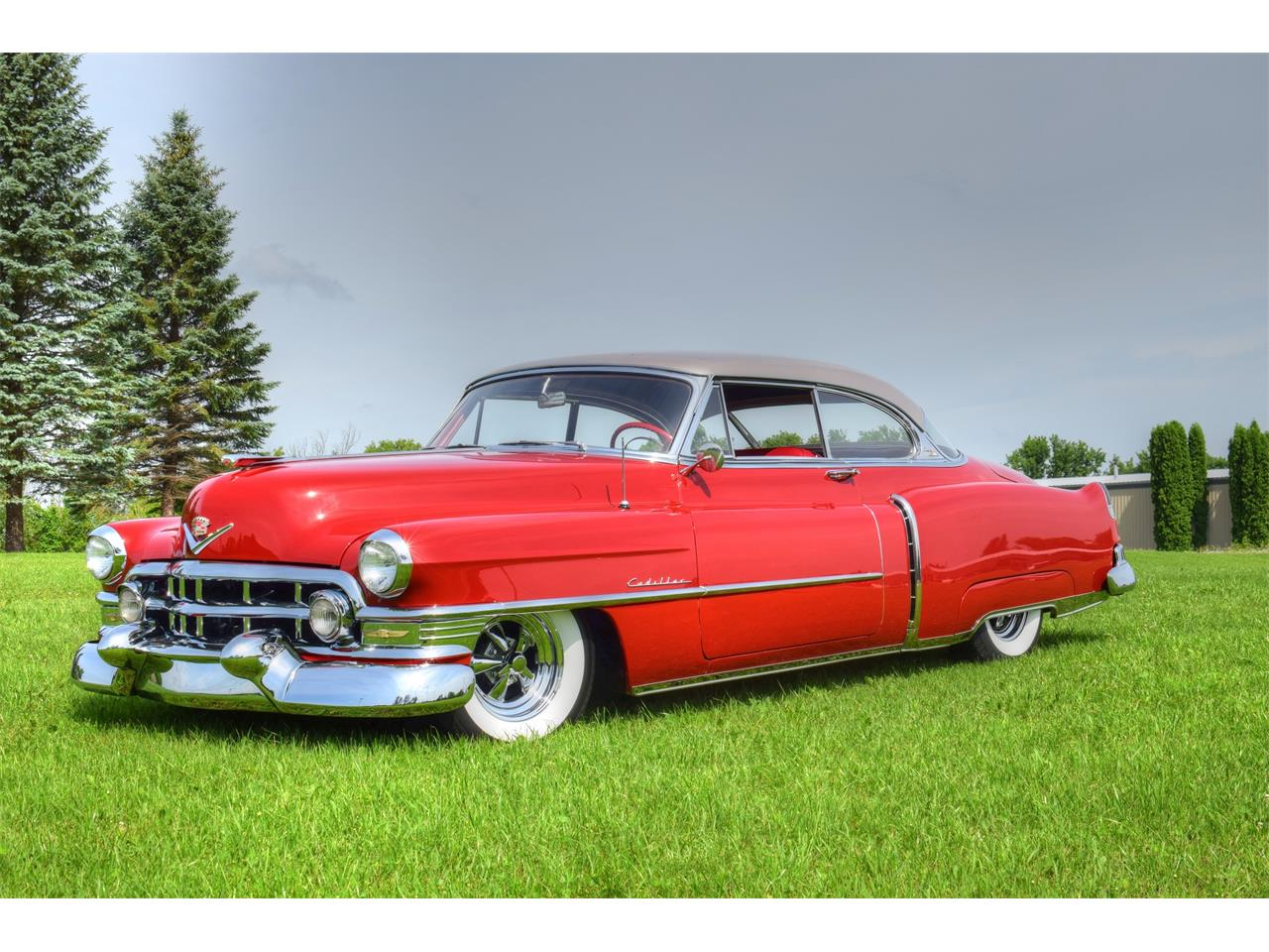1952 Cadillac Coupe DeVille for Sale   ClassicCars.com ...