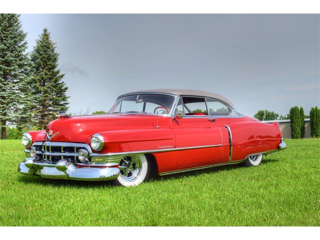 1952 Cadillac Coupe DeVille