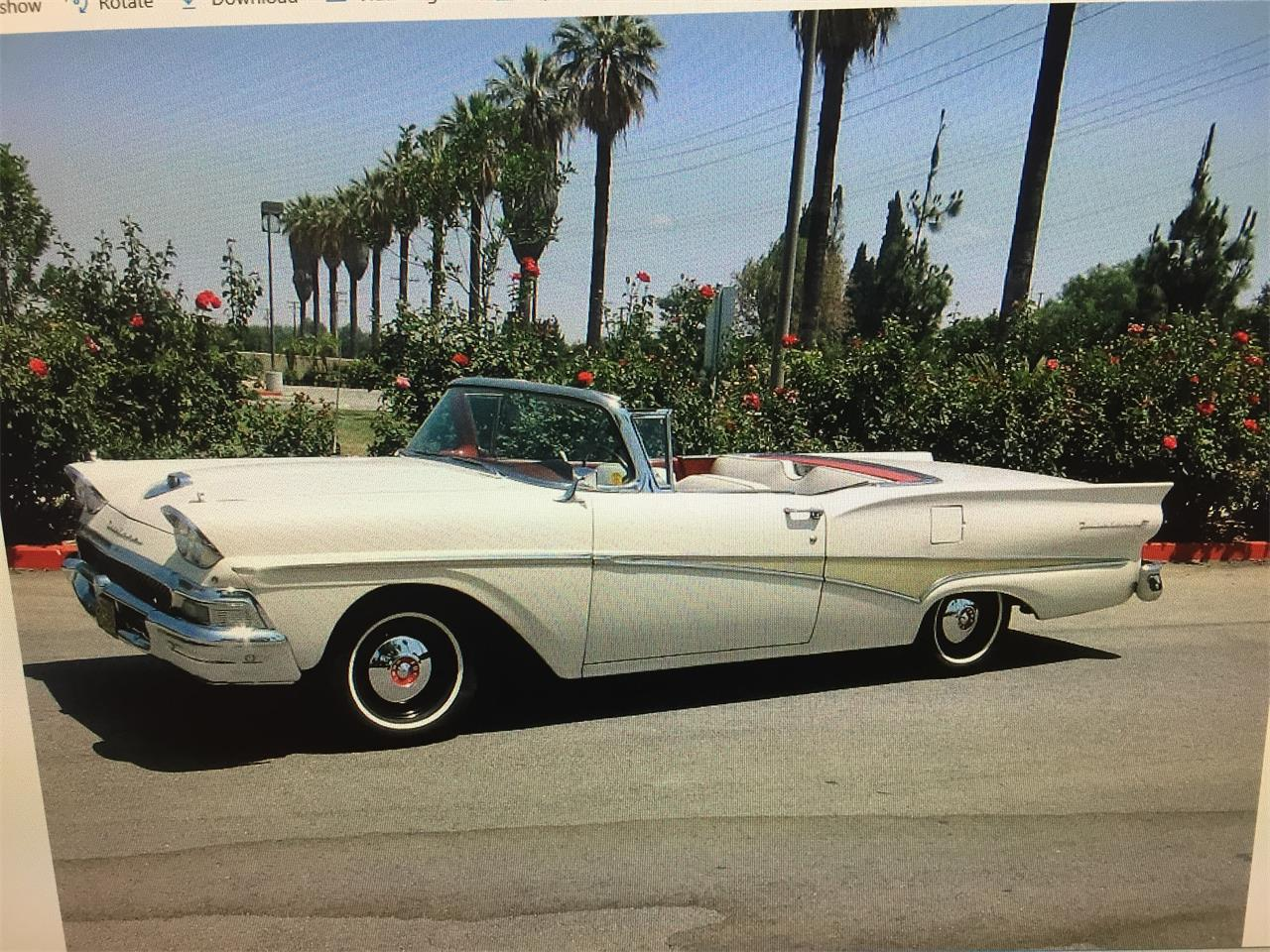 Large Picture Of 58 Fairlane 500 Nozk