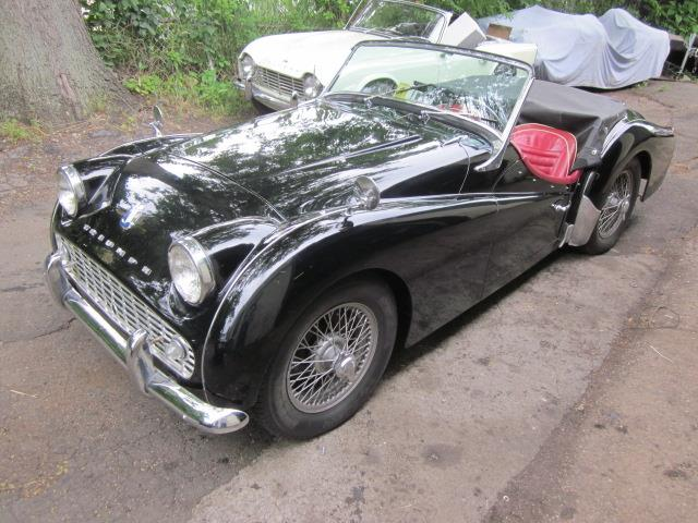 Picture of 1960 Triumph TR3A Offered by  - NOZN
