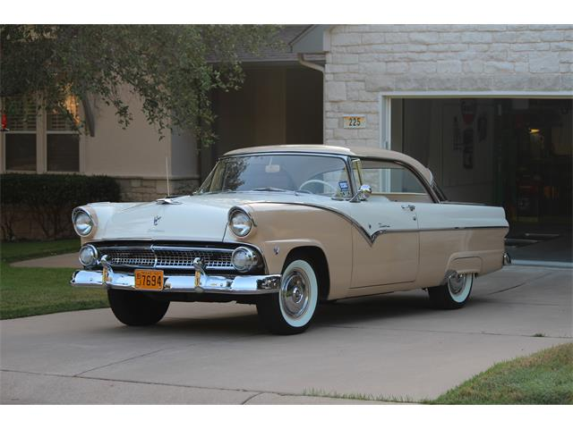 Picture of '55 Fairlane Victoria - NOZO