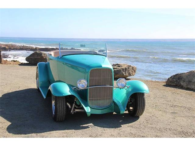 Picture of '32 Chevrolet Roadster located in Cambria California Offered by a Private Seller - NOZW