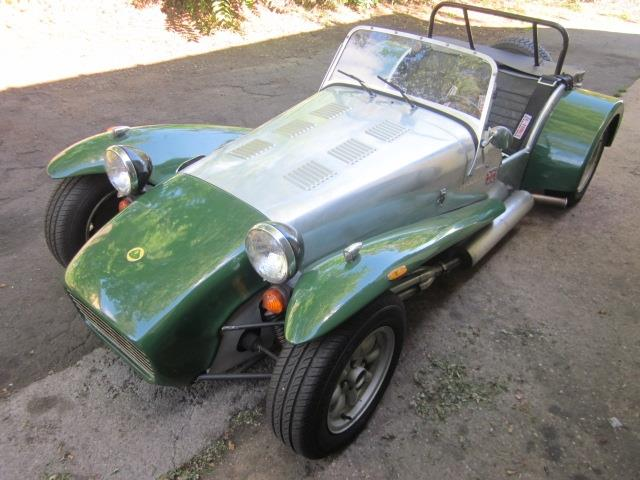 Picture of '84 Caterham Super 7 - $36,000.00 Offered by  - NOZZ