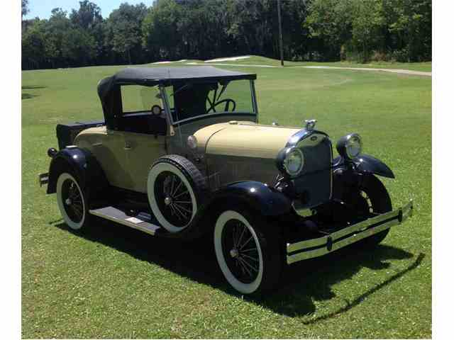 Picture of '29 Shay Model A - NP05