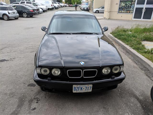 Picture of 1995 540i - NP06