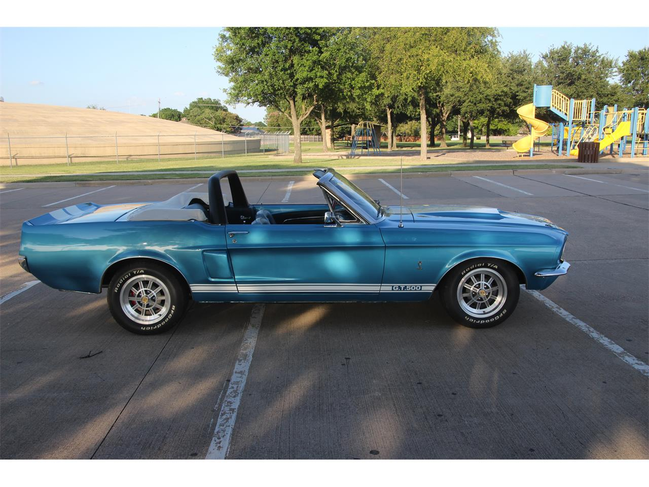 Large Picture of Classic '67 Ford Mustang Shelby GT500  located in Texas - $41,000.00 - NP08