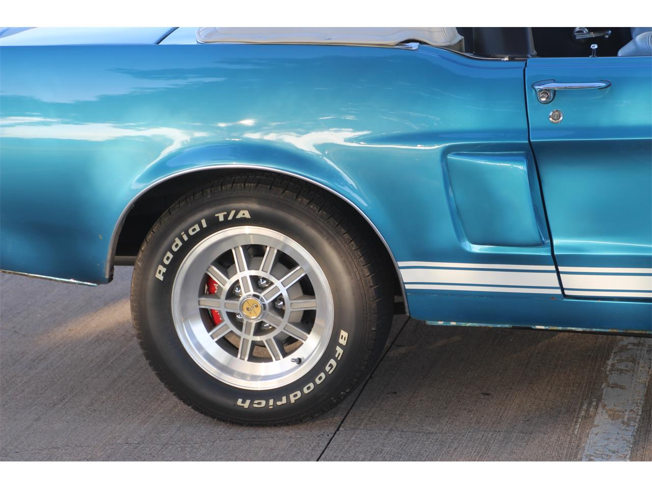 Large Picture of Classic '67 Ford Mustang Shelby GT500  located in Richardson Texas Offered by a Private Seller - NP08