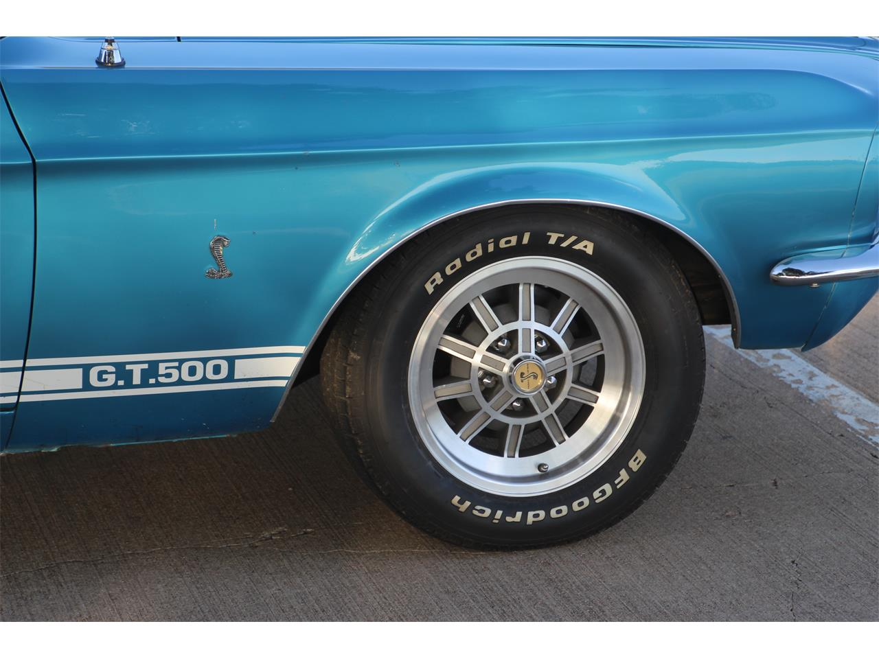Large Picture of Classic '67 Ford Mustang Shelby GT500  located in Texas - NP08