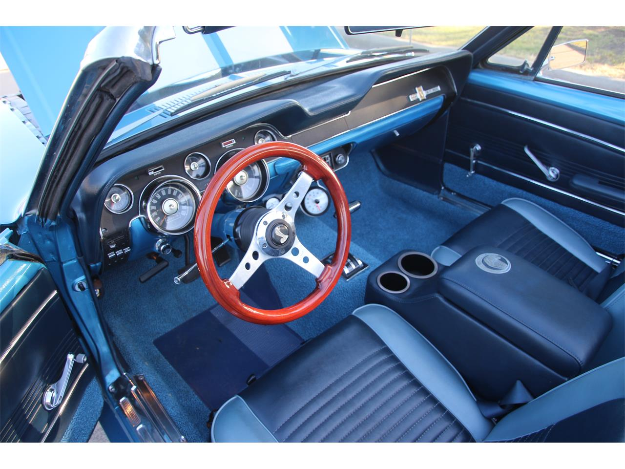 Large Picture of Classic 1967 Mustang Shelby GT500  located in Richardson Texas - $41,000.00 Offered by a Private Seller - NP08