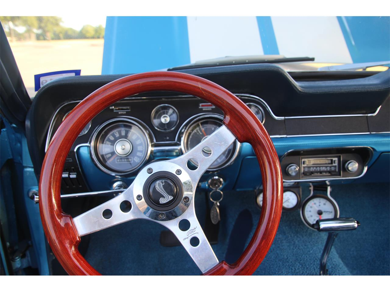 Large Picture of '67 Ford Mustang Shelby GT500  - NP08