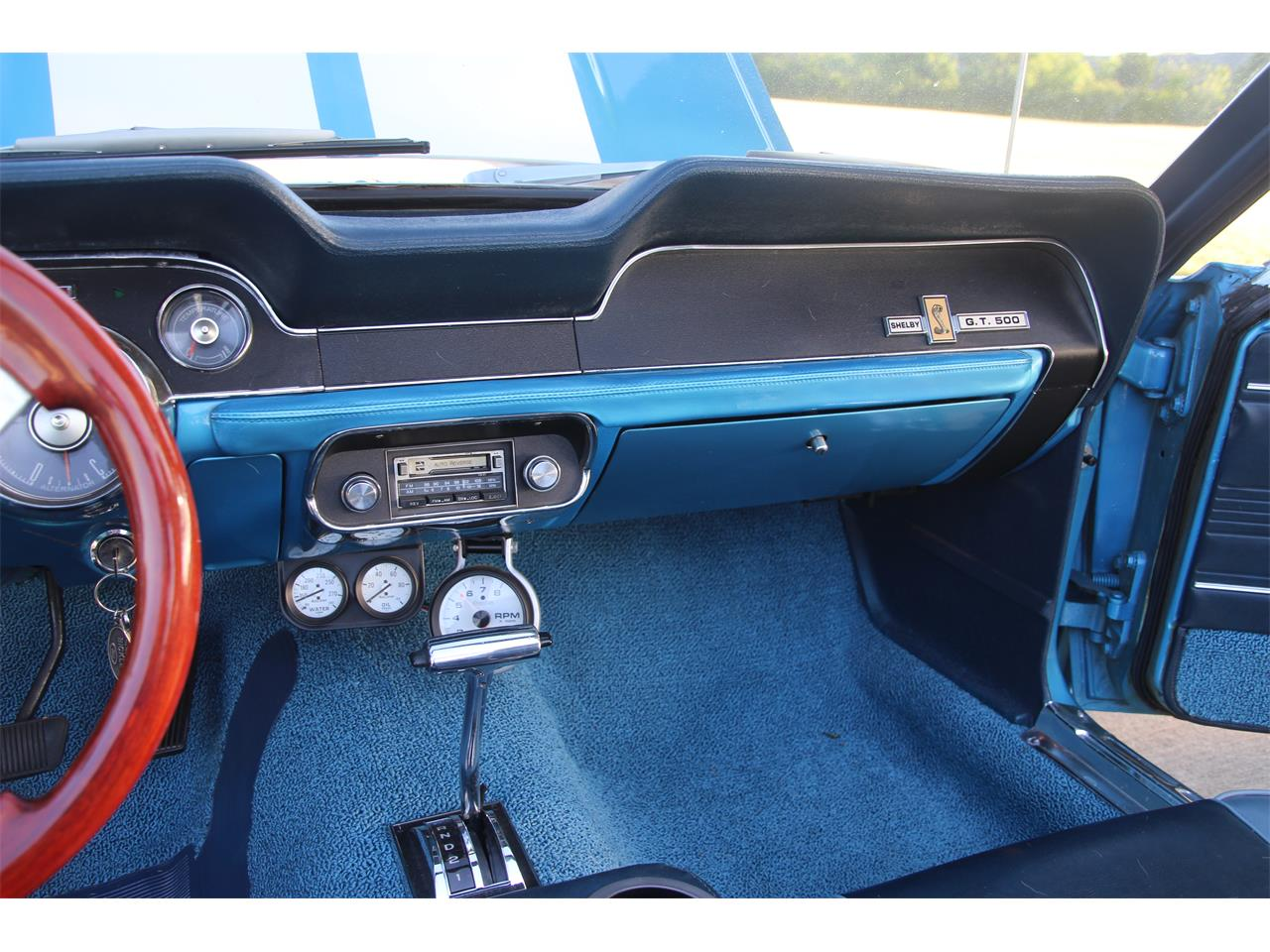Large Picture of Classic 1967 Ford Mustang Shelby GT500  located in Richardson Texas - $41,000.00 - NP08