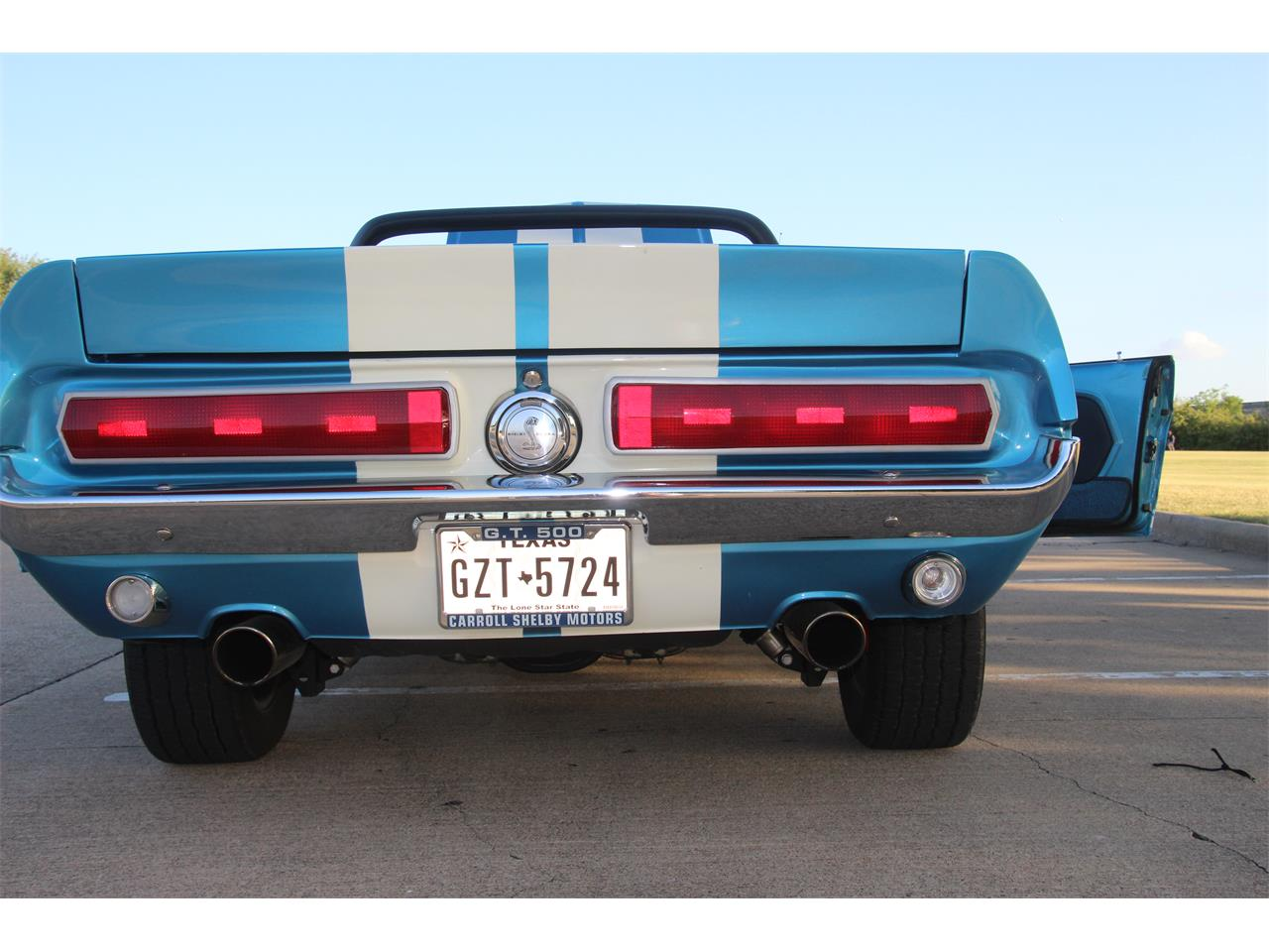Large Picture of 1967 Ford Mustang Shelby GT500  - NP08