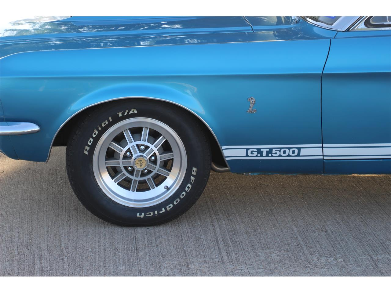 Large Picture of 1967 Ford Mustang Shelby GT500  located in Richardson Texas - $41,000.00 Offered by a Private Seller - NP08