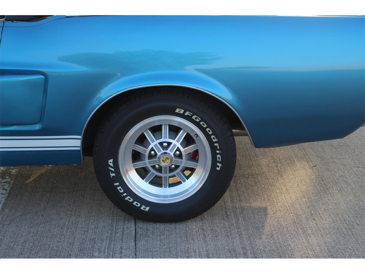 Large Picture of Classic '67 Ford Mustang Shelby GT500  located in Richardson Texas - $41,000.00 Offered by a Private Seller - NP08
