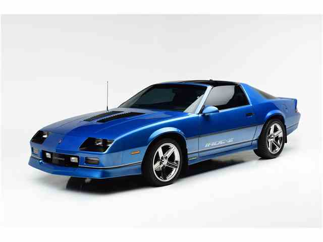 Picture of 1985 Chevrolet Camaro IROC Z28 - NKT3
