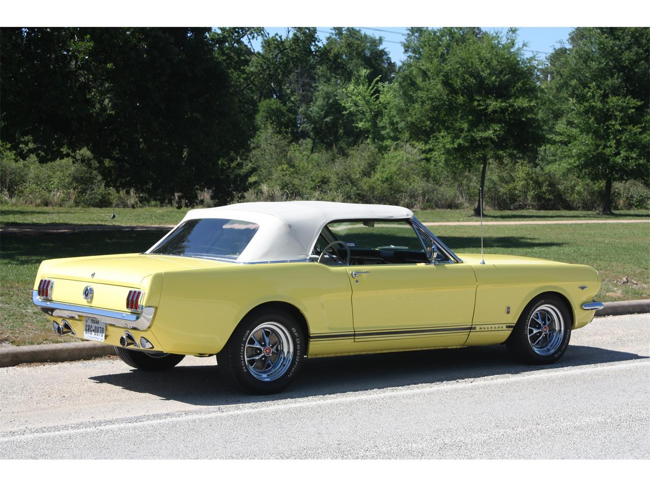 Large Picture of '65 Mustang - NP0E