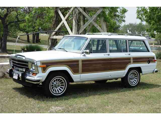 Picture of '91 Wagoneer - NP0I