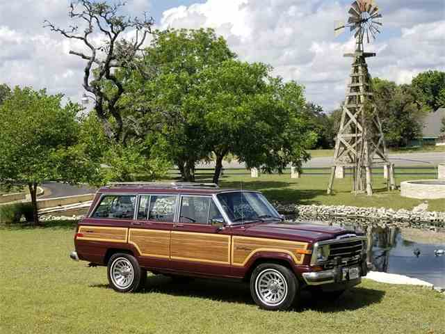 Picture of '87 Grand Wagoneer - NP0N