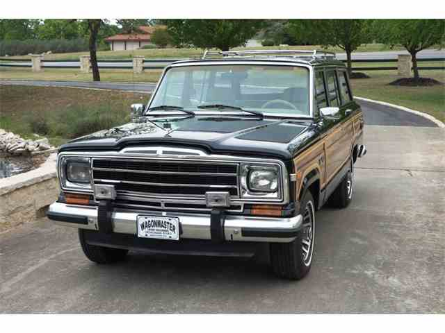 Picture of '91 Grand Wagoneer - NP0O