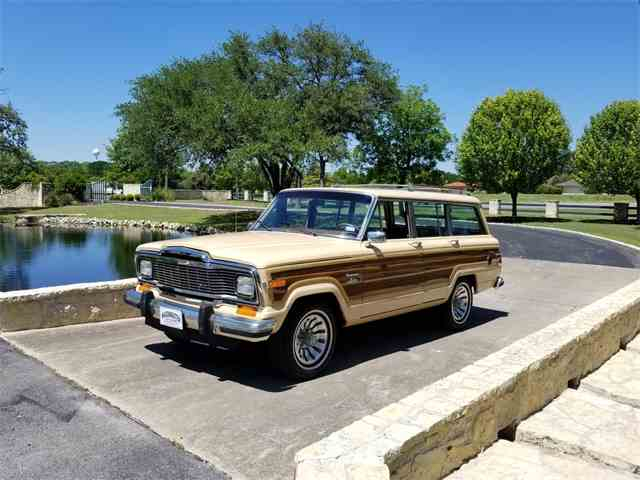 Picture of '83 Grand Wagoneer - NP0P