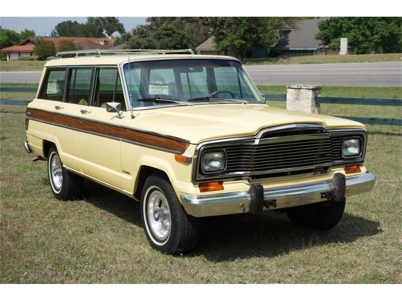 Jeep Grand Wagoneer For Sale >> 1979 Jeep Grand Wagoneer For Sale Classiccars Com Cc 1105514