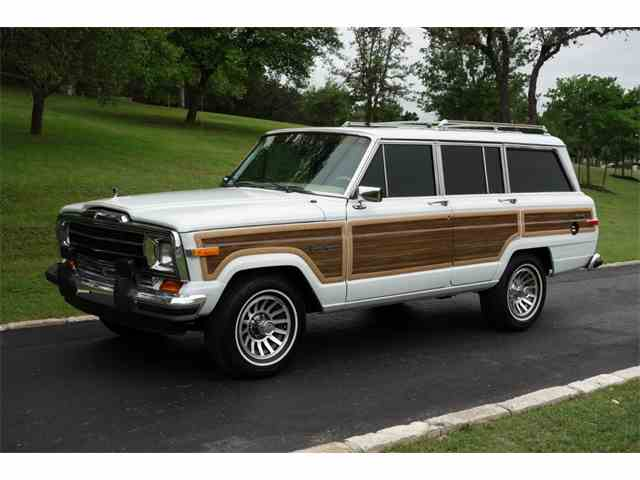 Picture of '89 Grand Wagoneer - NP0R