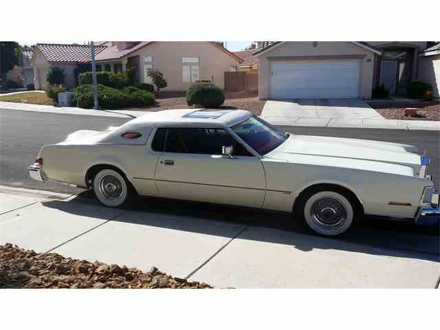 Picture of '74 Continental Mark IV - NP0S