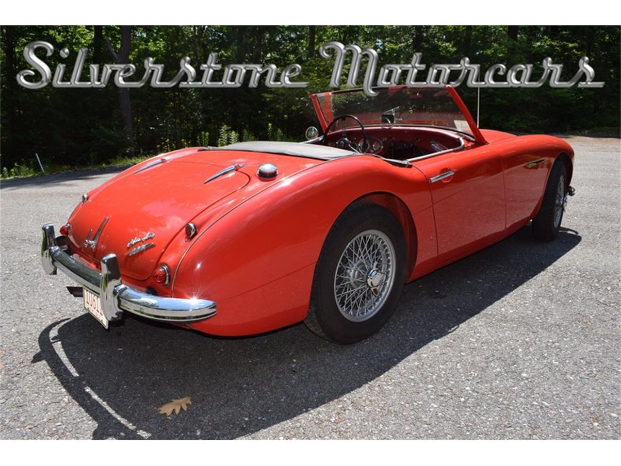 Large Picture of Classic '61 Austin-Healey 3000 located in North Andover Massachusetts - $68,500.00 - NP0V