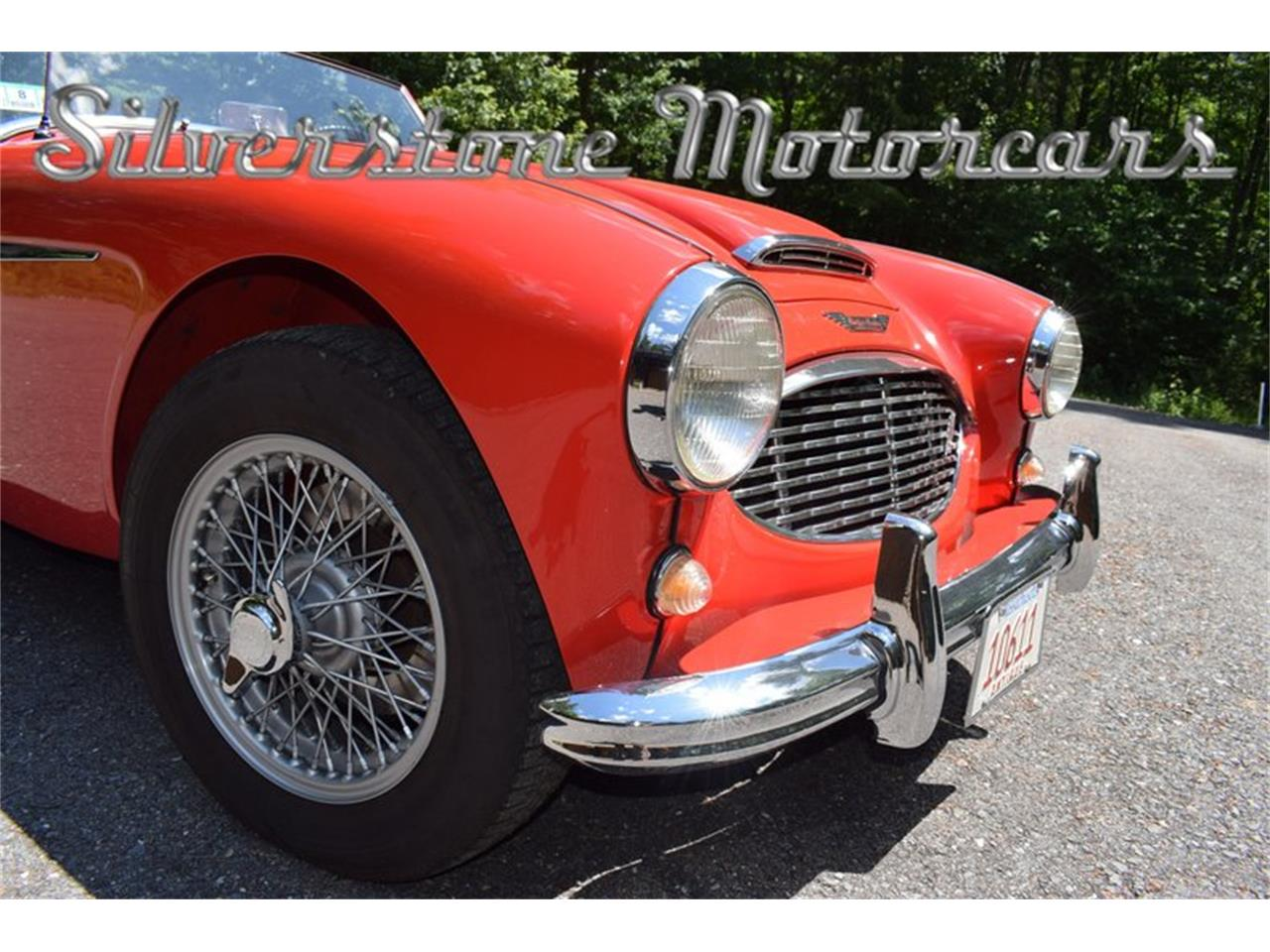 Large Picture of 1961 Austin-Healey 3000 located in North Andover Massachusetts - $68,500.00 Offered by Silverstone Motorcars - NP0V