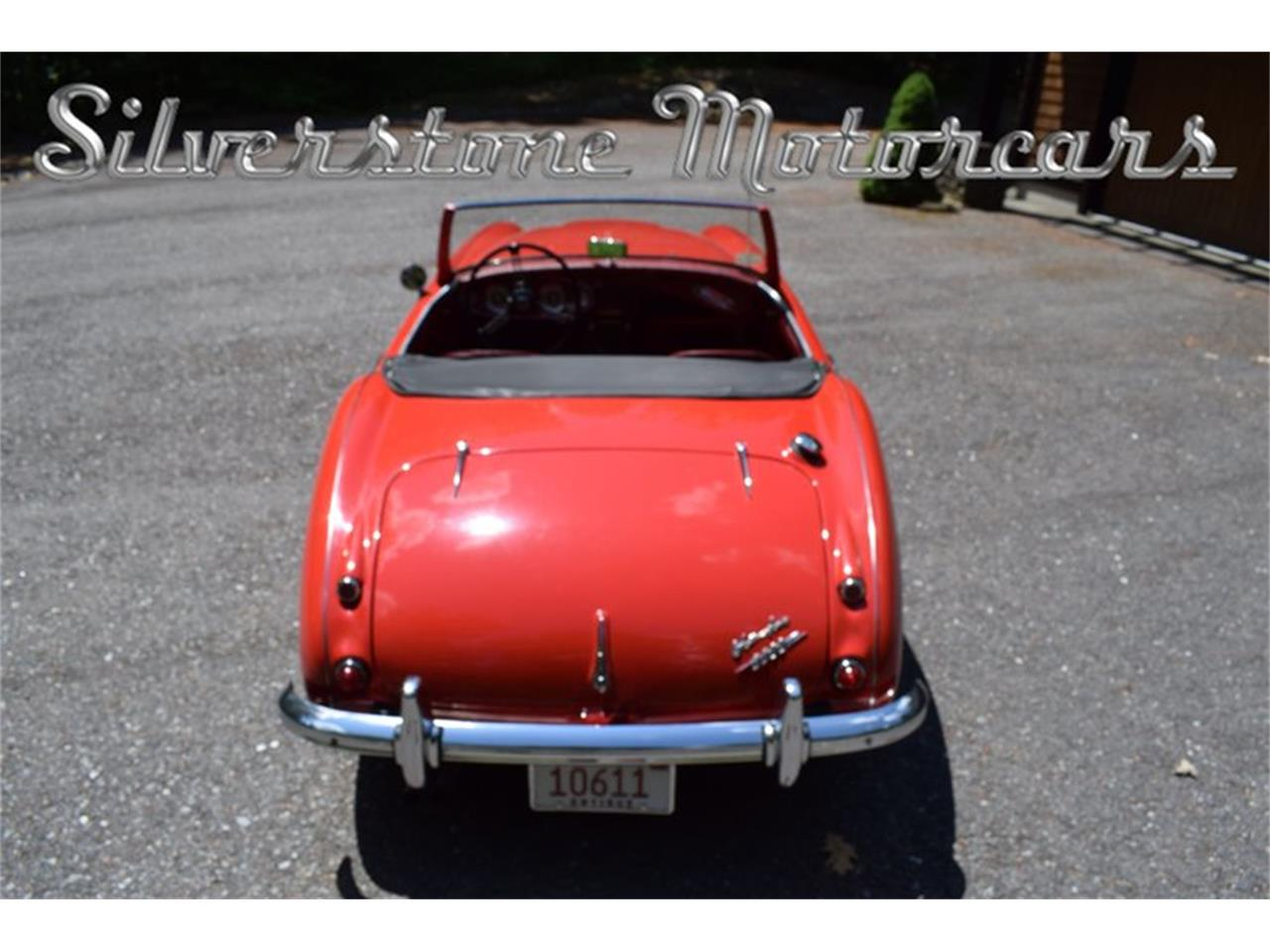 Large Picture of Classic '61 3000 Offered by Silverstone Motorcars - NP0V