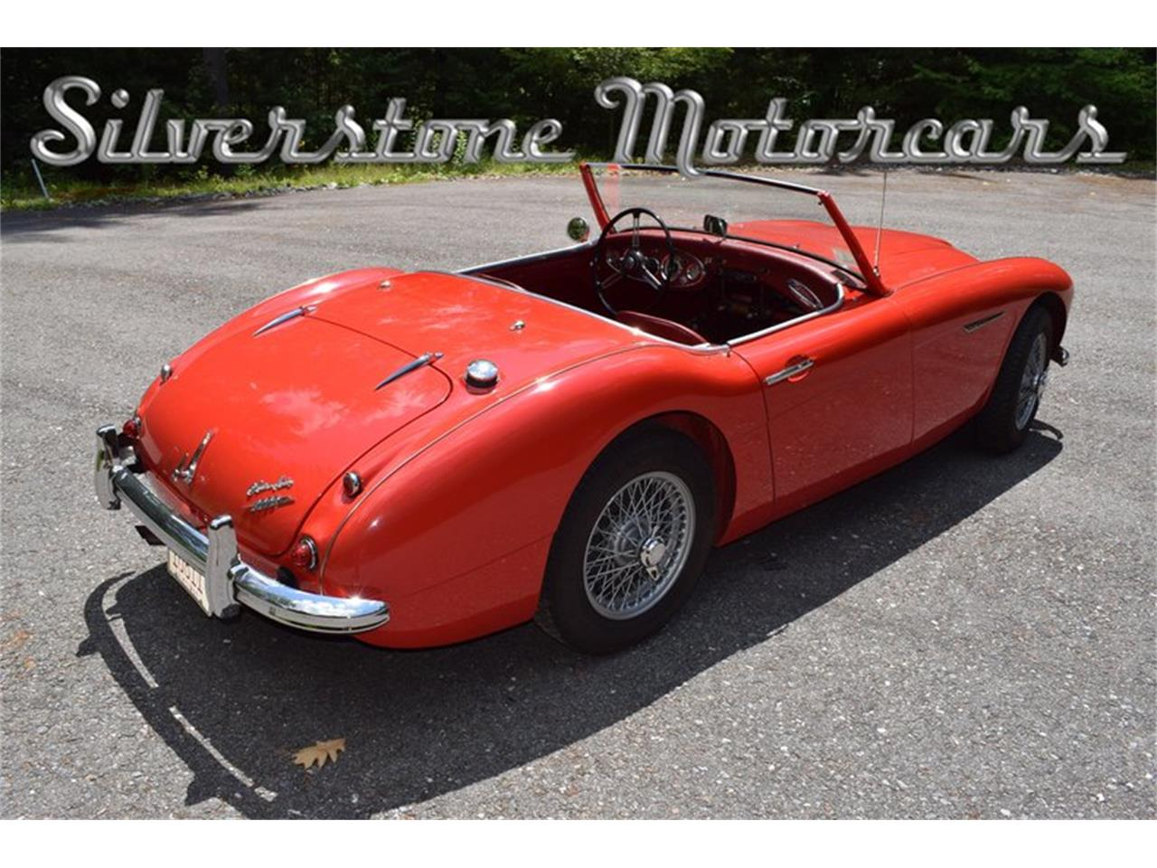 Large Picture of 1961 Austin-Healey 3000 - NP0V