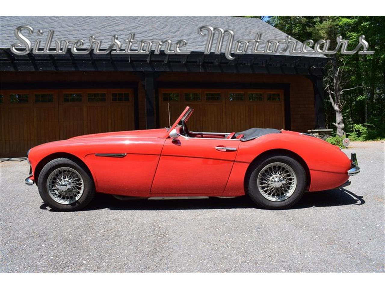 Large Picture of Classic '61 Austin-Healey 3000 - NP0V