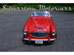 Picture of Classic 1961 Austin-Healey 3000 located in Massachusetts Offered by Silverstone Motorcars - NP0V