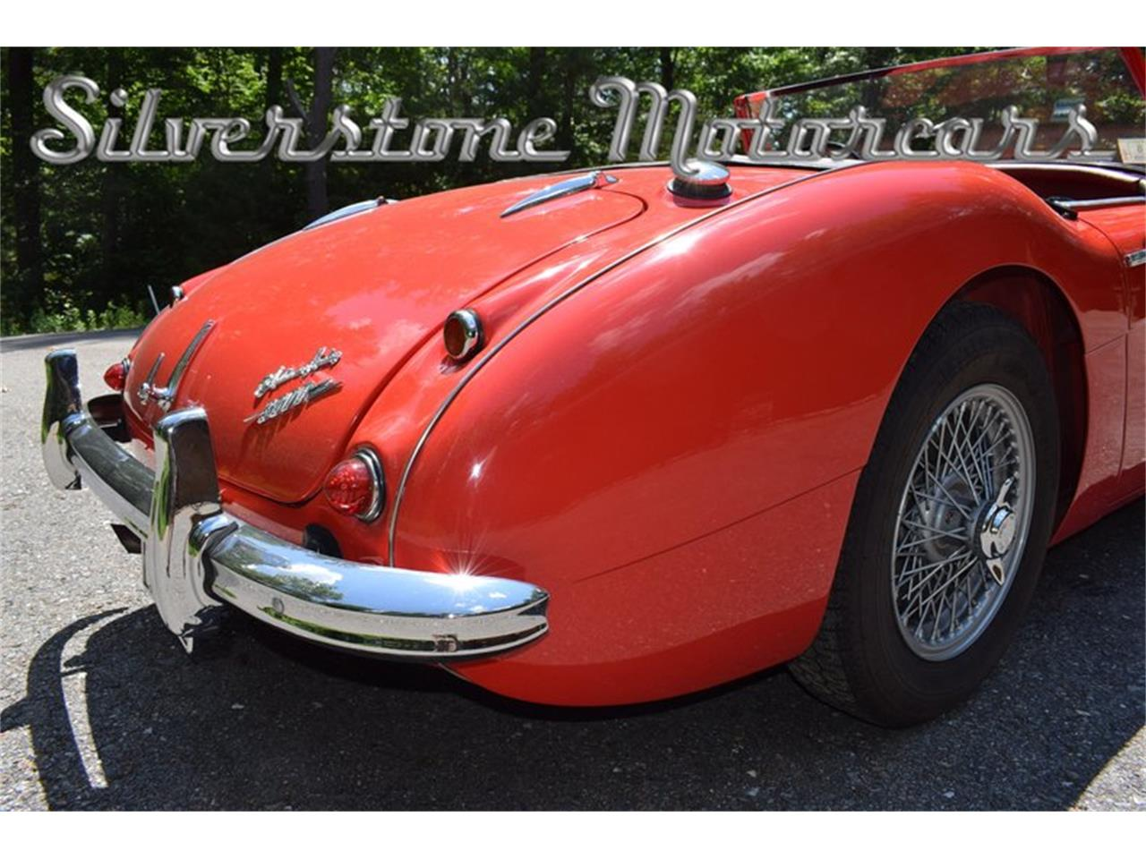 Large Picture of '61 Austin-Healey 3000 located in North Andover Massachusetts - $68,500.00 Offered by Silverstone Motorcars - NP0V