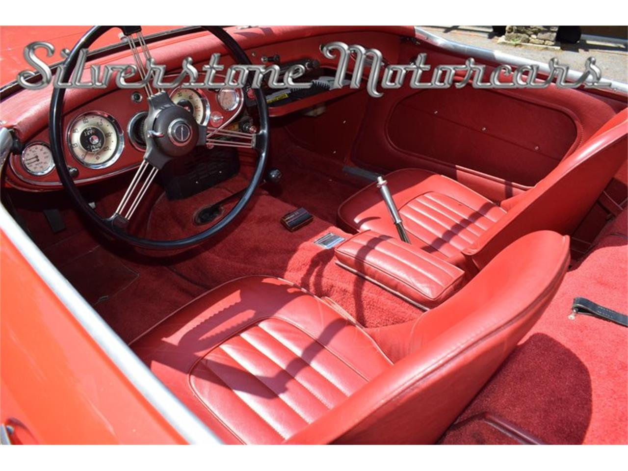 Large Picture of Classic 1961 Austin-Healey 3000 located in North Andover Massachusetts - NP0V