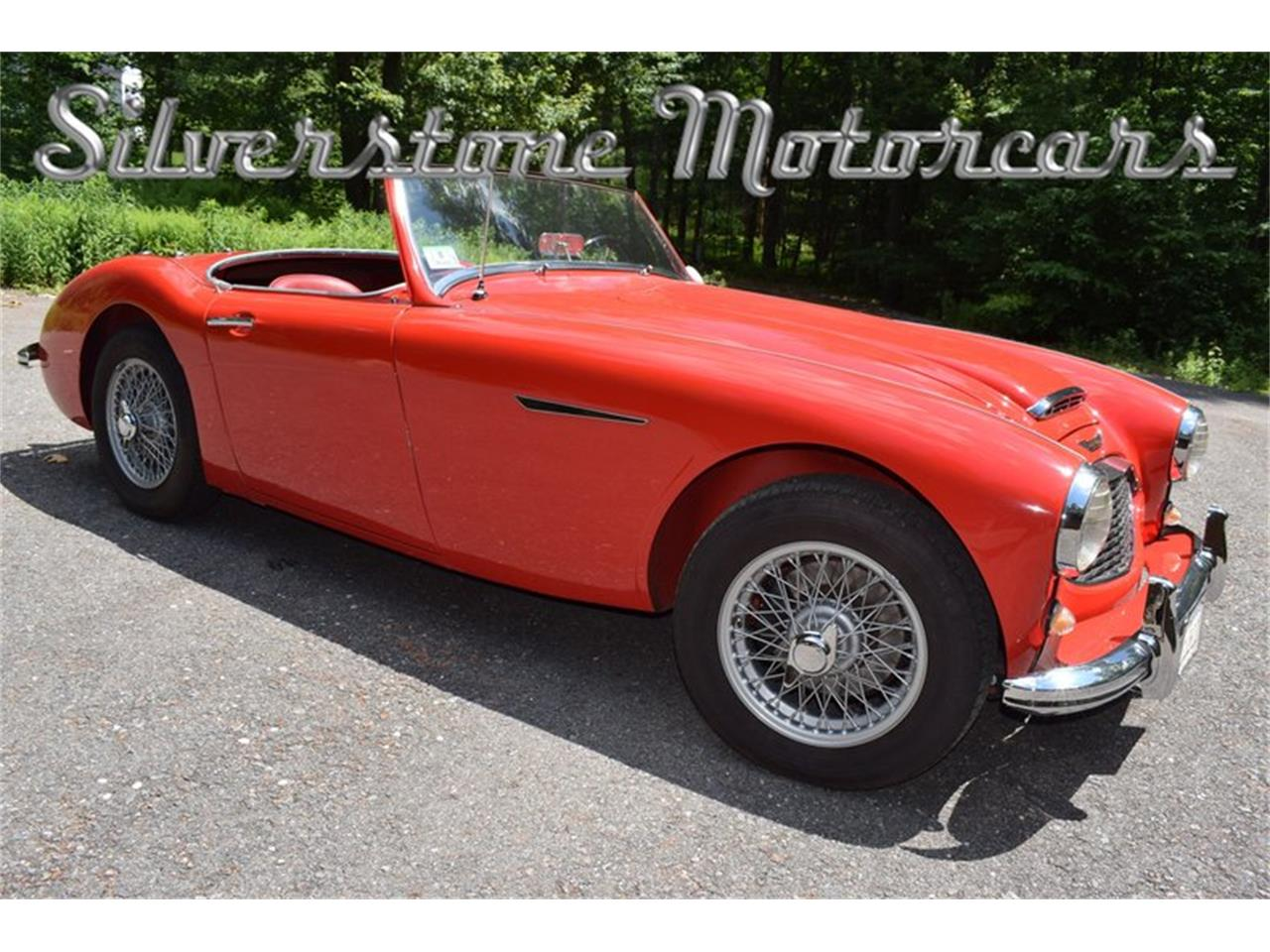 Large Picture of 1961 3000 located in North Andover Massachusetts Offered by Silverstone Motorcars - NP0V