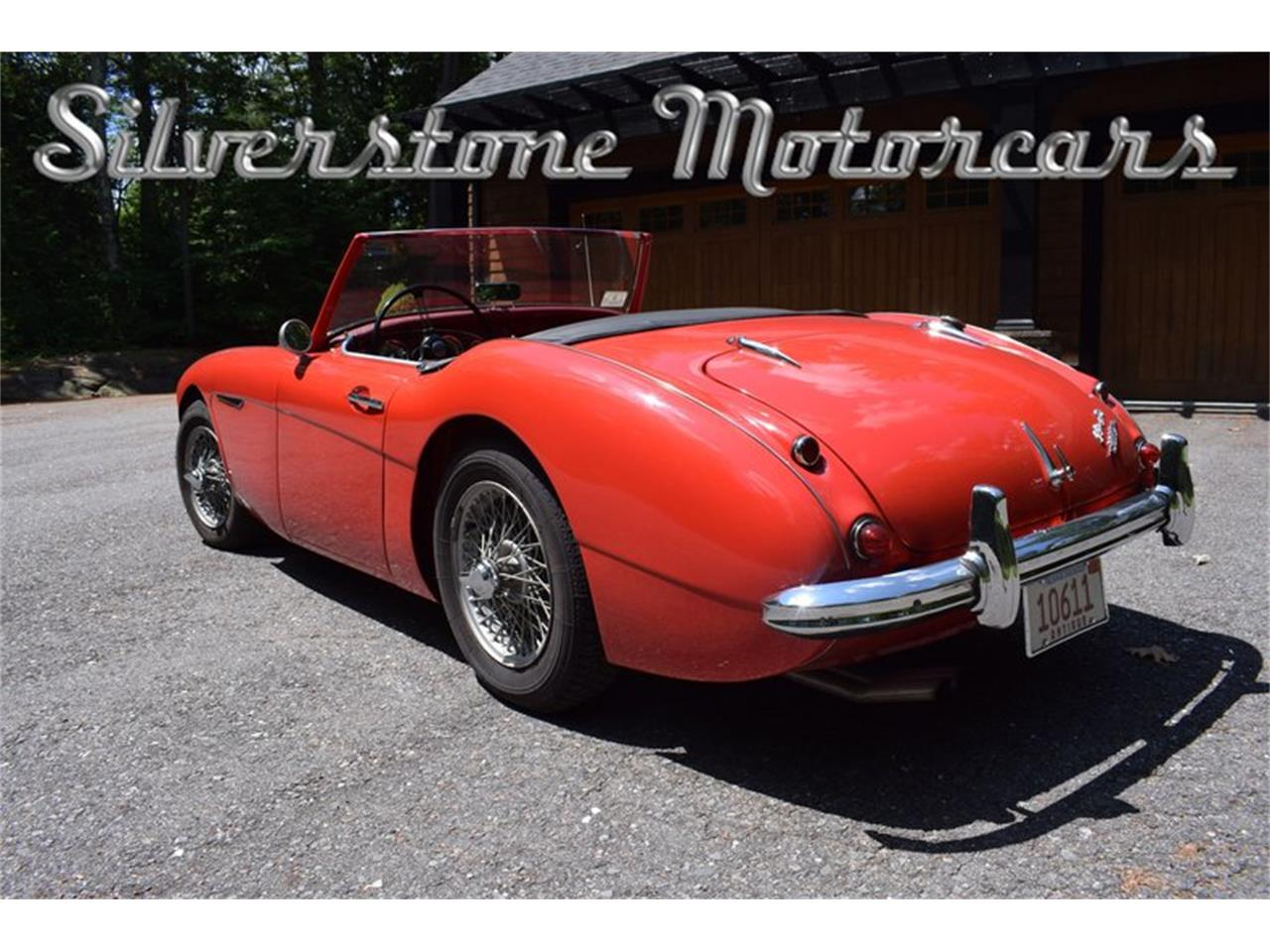 Large Picture of '61 Austin-Healey 3000 - $68,500.00 Offered by Silverstone Motorcars - NP0V