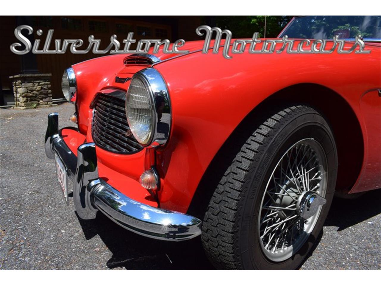 Large Picture of Classic 1961 Austin-Healey 3000 located in North Andover Massachusetts - $68,500.00 Offered by Silverstone Motorcars - NP0V