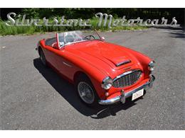 Picture of Classic 1961 Austin-Healey 3000 located in Massachusetts - $68,500.00 - NP0V