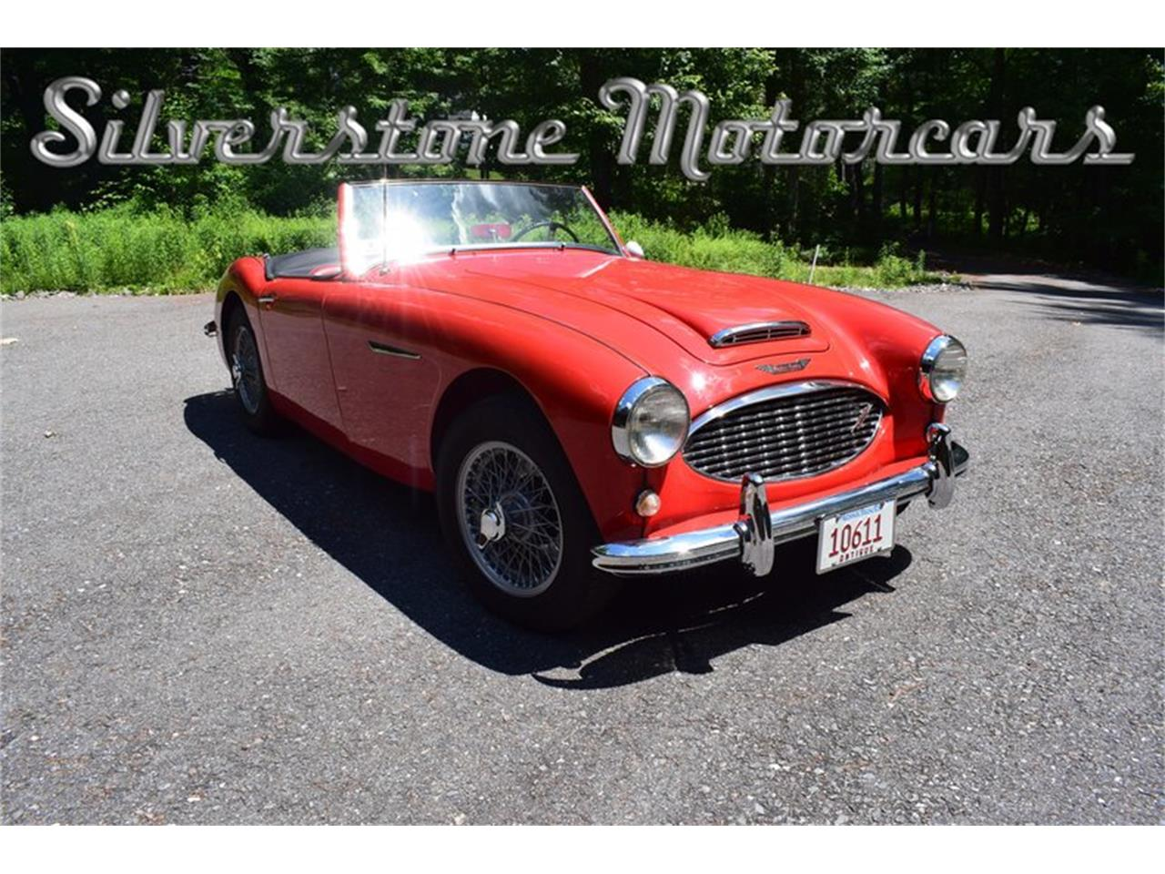 Large Picture of 1961 Austin-Healey 3000 Offered by Silverstone Motorcars - NP0V